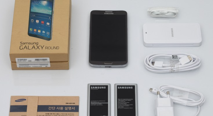 Video confronto Samsung Galaxy Round e Note 3