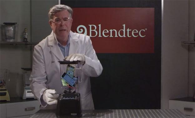 Will it Blend con iPhone 5S e 5C