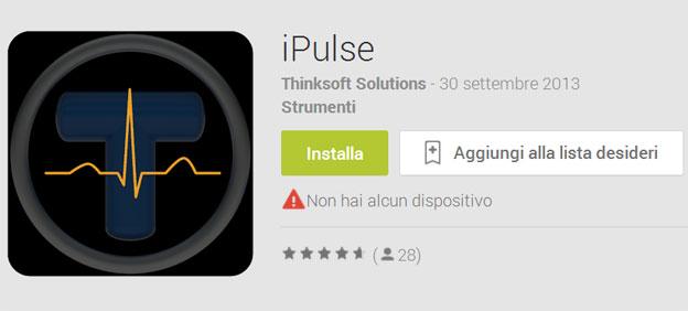 iPulse: Attivare disattivare connessioni dati e Wifi in modo intelligente