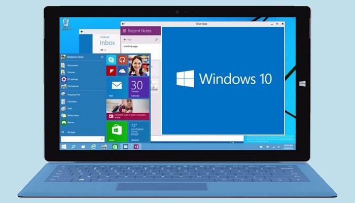 Problemi Windows 10