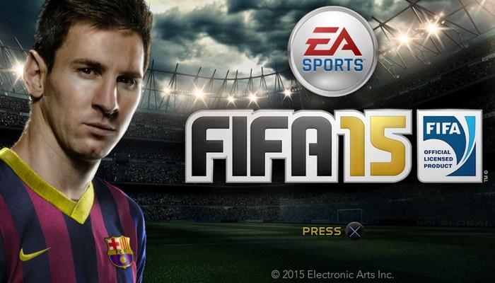 Fifa 15 grafica