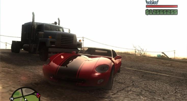 Grand Theft Auto: San Andreas HD