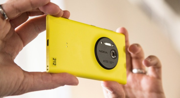 Lumia 1030 rumors