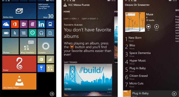 VLC per Windows Phone