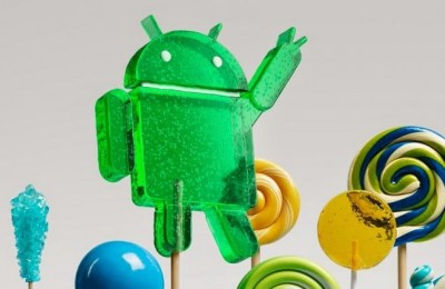 Android Lollipop Galleria