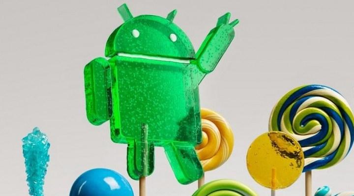 Android Lollipop Galleria