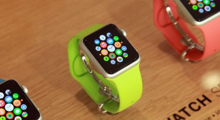 Apple Watch uscita