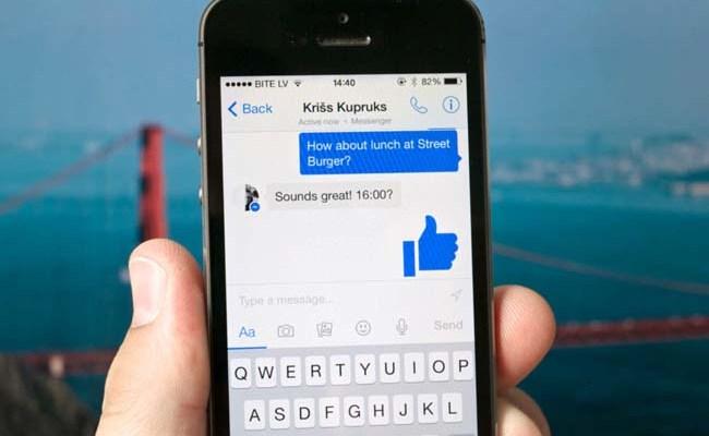 facebook messenger utilizzatori