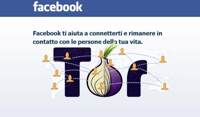 facebook tor