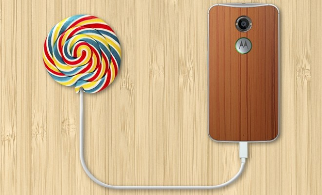 Moto G rollout android lollipop