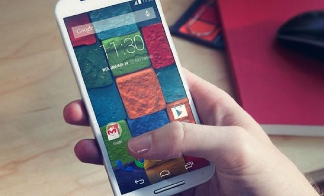 Moto X Android Lollipop rilascio