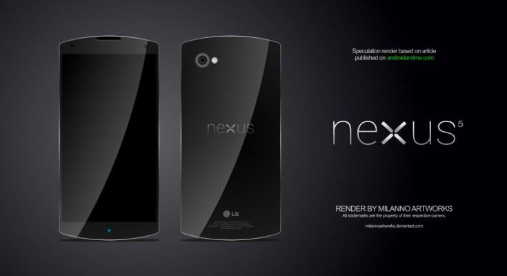Nexus 5 android lollipop