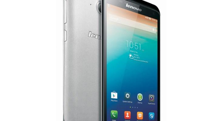 Lenovo smartphone