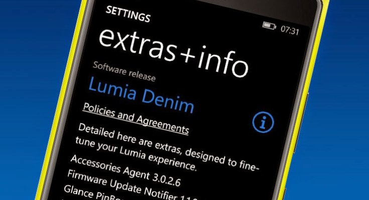 Lumia Denim italia