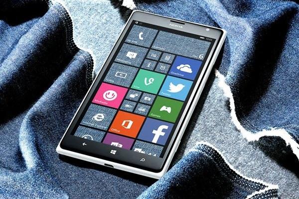 Lumia Denim rollout