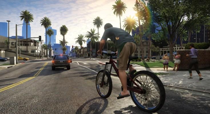Xbox One e Grand Theft Auto V