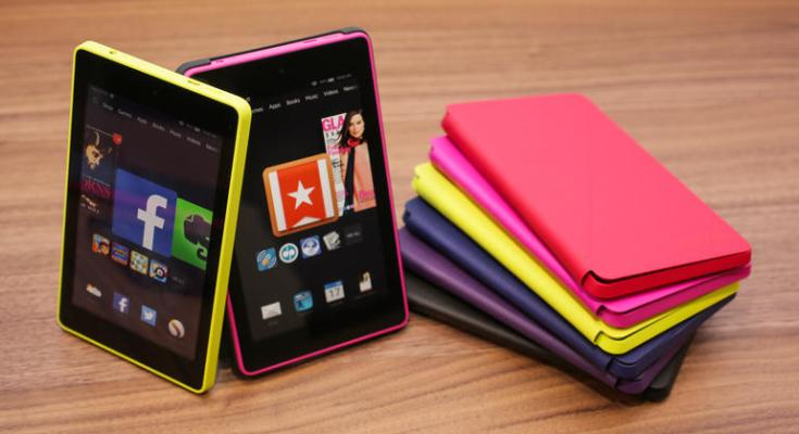 Kindle Fire Android Lollipop