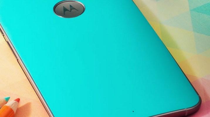 Android Lollipop Moto X 2014