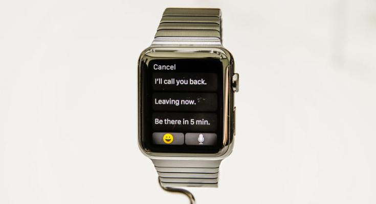 Apple Watch grafica