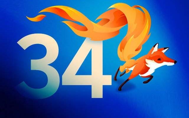 browser firefox 34