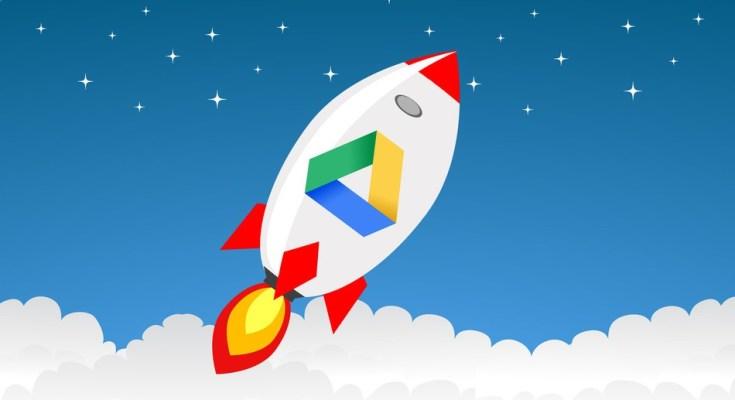 google drive ok google