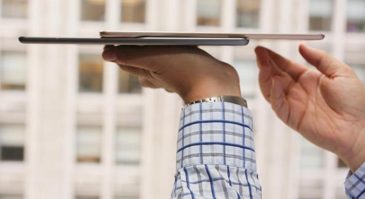 iPad Air 2 spot