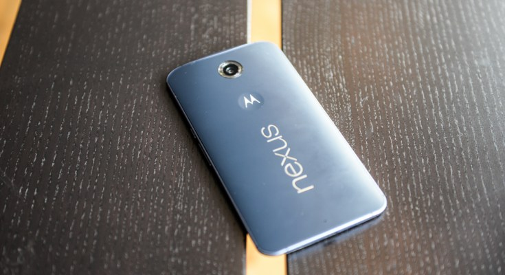 Android Lollipop 5.0.1 Nexus 6