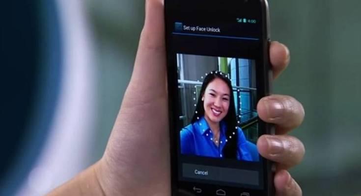 Android Lollipop Nexus 6 sblocco facciale