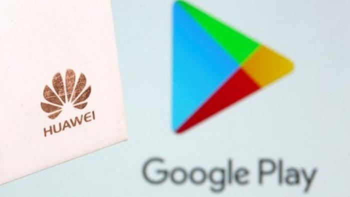huawei e google