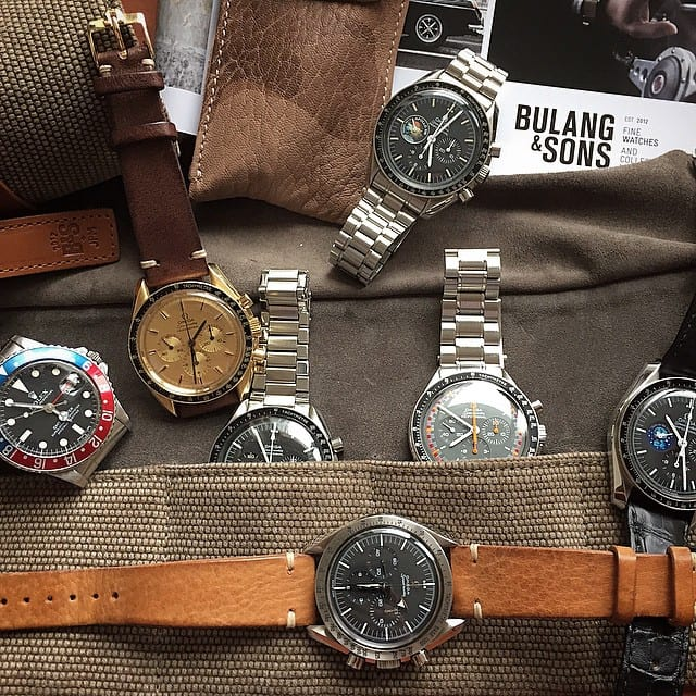 Bulang and Sons roll and straps