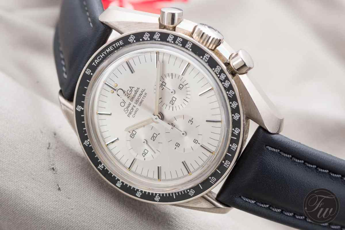 Speedmaster Apollo XI 1994 white gold edition