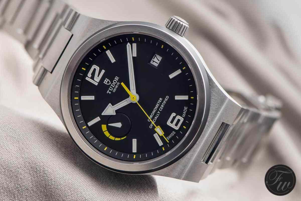 Tudor North Flag - Top 5 BaselWorld Watches
