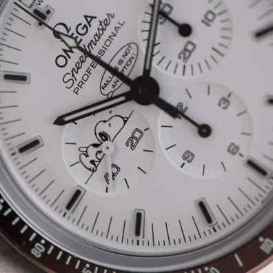 Omega Speedmaster Professional Silver Snoopy Award - Top 5 BaselWorld Watches