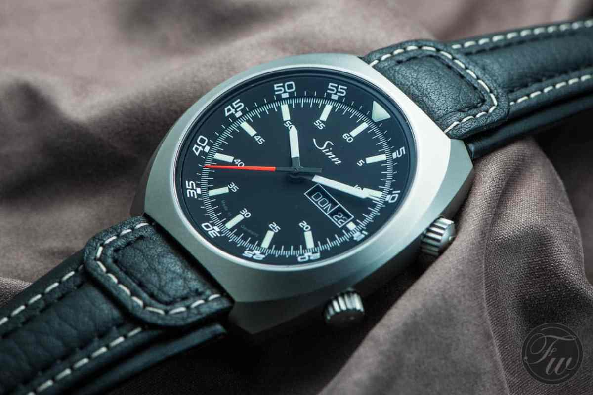 Sinn 240ST - Top 5 BaselWorld Watches