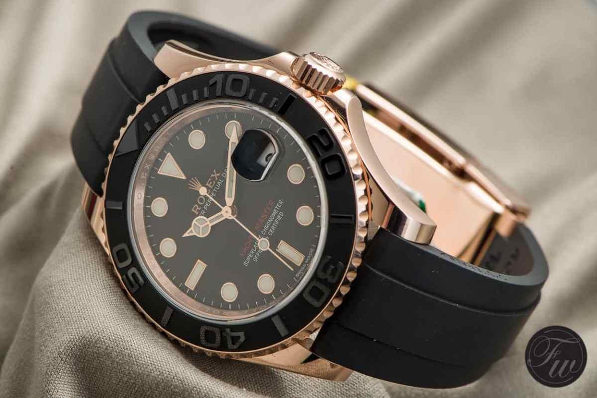 Rolex Yachtmaster ref. 116655