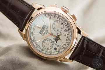 Patek Philippe 5270R - Top 5 BaselWorld Watches