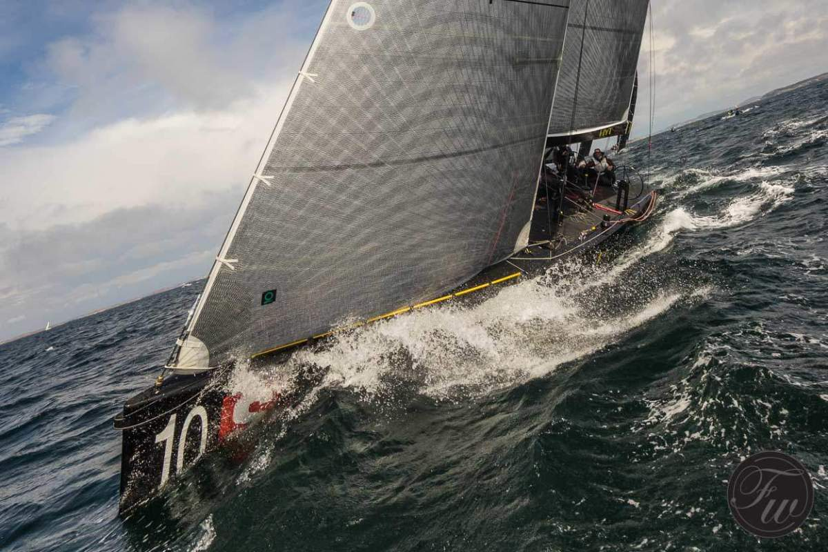 RC44 Marstrand Cup with HYT Watches