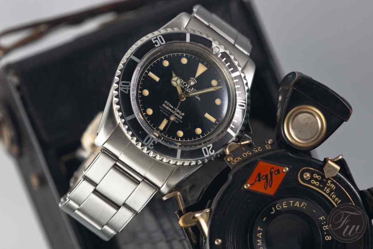 Rolex Submariner 5512 - Rolex Submariner 5513
