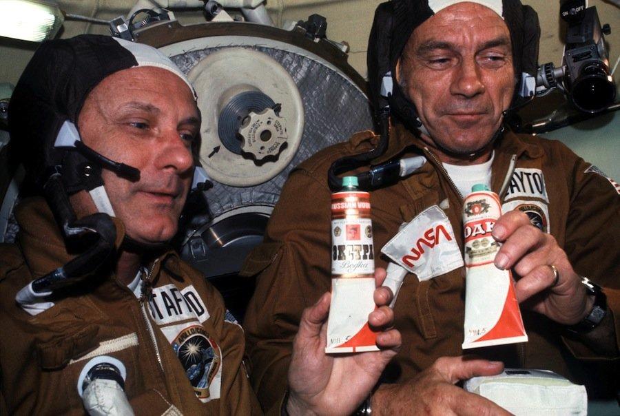 Speedmaster Soyuz Apollo