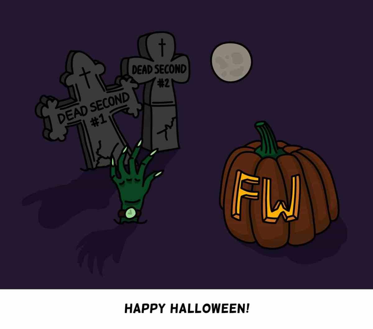 Halloween - Dead Seconds