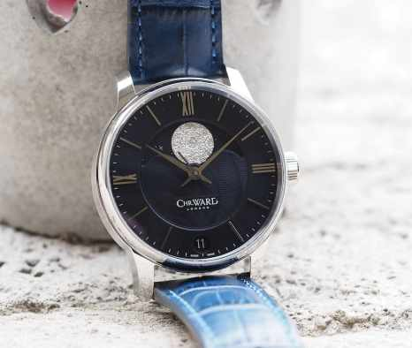 The Christopher Ward C9 Moonphase is an easy watch to use - you simply need to know the start of the last new moon