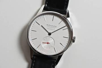 The Nomos Neomatik Orion