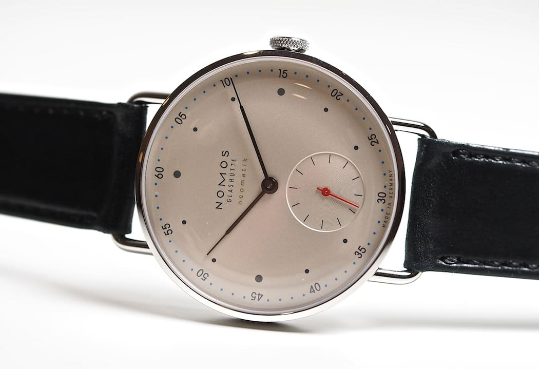 The Nomos Neomatik Metro - no matter the size, the Metro is still one of my favorite watches