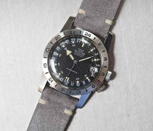 Glycine Airman Cover