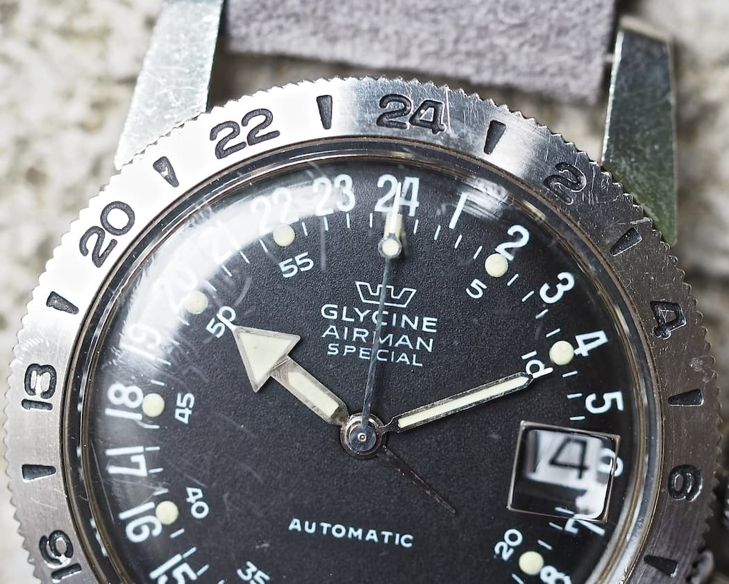 The Glycine Airman - Hacked!!!
