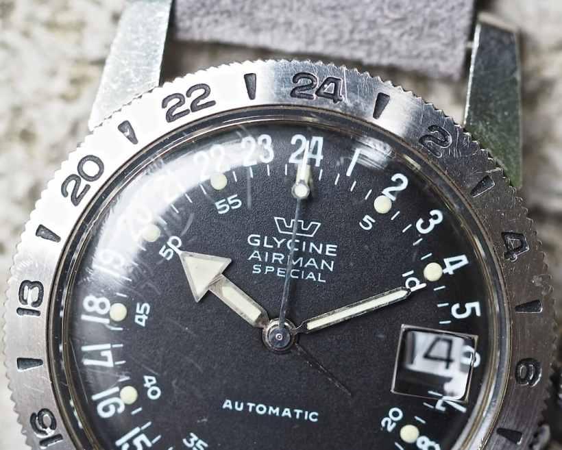 The Glycine Airman - Hacked!!!