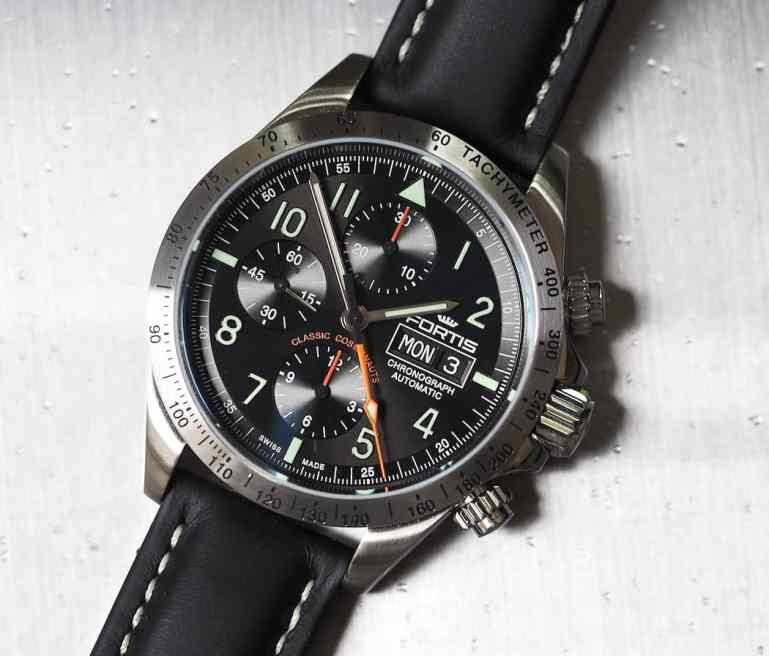 The Fortis Classic Cosmonauts is a great everyday watch