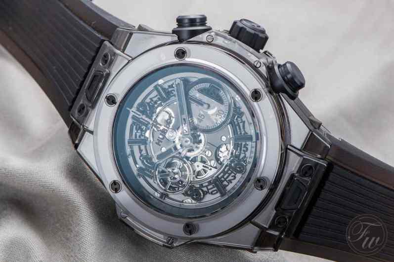 Hublot Big Bang Unico Sapphire 1670