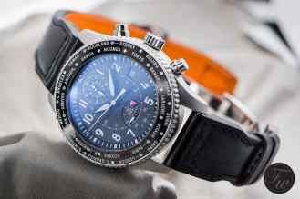 IWC Pilot's Watch Timezoner 3950-9104