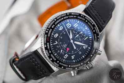 IWC Pilot's Watch Timezoner 3950-9107